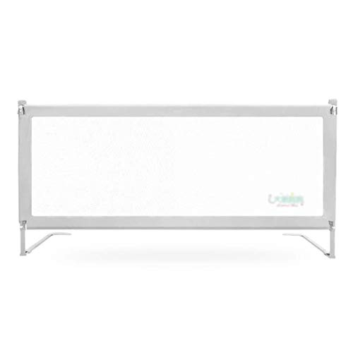 New GENDA Infant Safety Bed Guardrail Baby Child-Proof Safety Bed Guardrail Baby Bedside Bed Fence D...