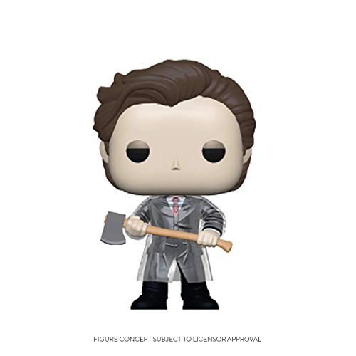 Pop! Movies: American Psycho - Patrick w/Chase & Axe (Edicion Especial)