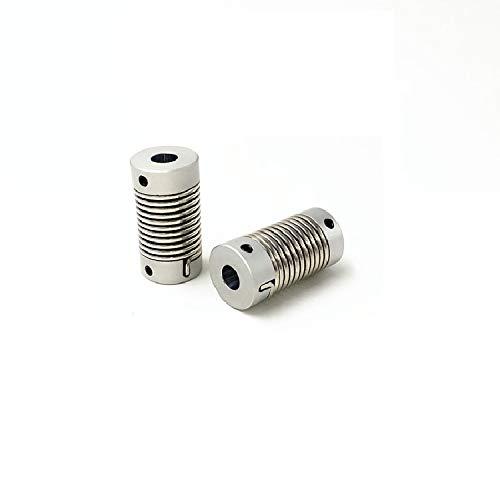 Stahl Spring Flexible Kupplung CNC Stepper Motor Encoder Schaft Kupplung D 16mm L 35mm D1D26mm