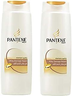 Pantene Set of 2 Pantene Milky Damage Repair Shampoo 400ml