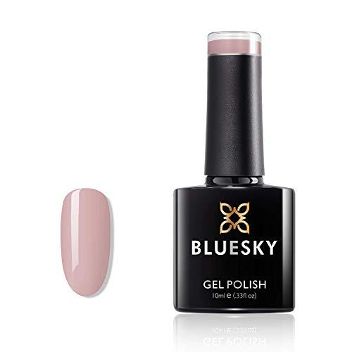 BLUESKY QXG312 Blindfold Gellack 10ml | Gel-Nagellack für glänzende und schöne Nägel | langer Halt von bis zu 3 Wochen
