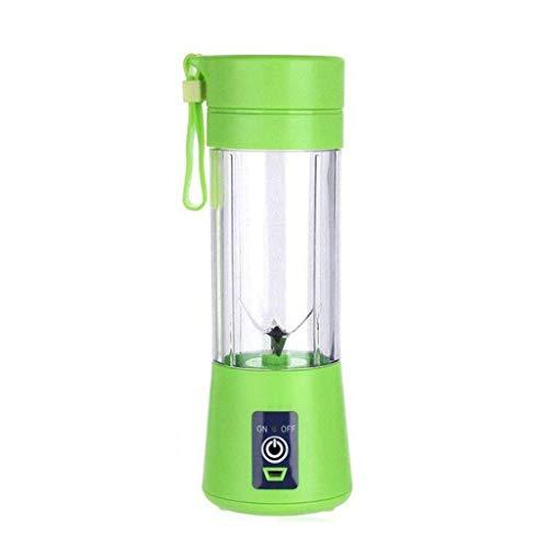 Sisyria Eléctrica Portable de la Copa Exprimidor, Multifuncional Blender Mini Recargable Batido...