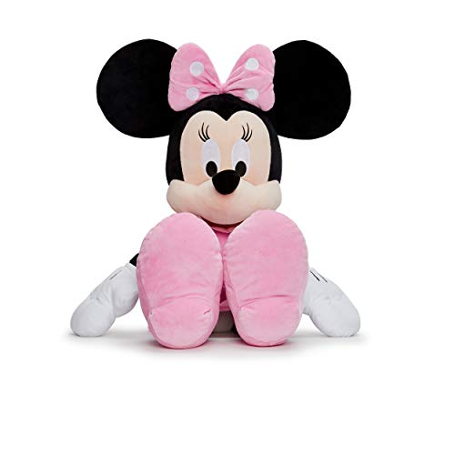 Simba- Disney: Minnie Mickey and The Roadster Racers Peluche, Multicolor (6315874871)