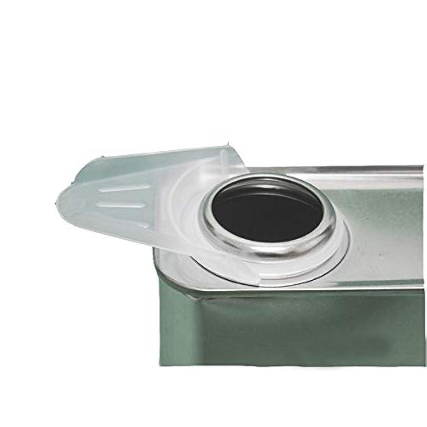 スペルを除く味塗料をこぼさず安心!注ぎ口用ガイド【ポリ差し口/ベロ 40mm】FRP樹脂/補修