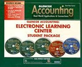 Glencoe Accounting: 1st Year Course, Electronic Learning Center Student CD-ROM Package