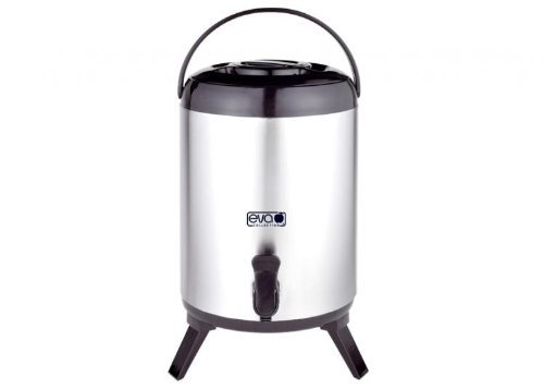Eva Collection Recipiente térmico, 9,5 l, inoxidable.