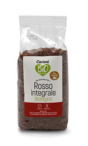 Carioni Food & Health rijst rood Integral Bio 500 g (10 stuks)