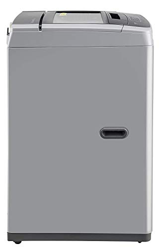 LG 6.5 Kg 5 Star Smart Inverter Fully-Automatic Top Loading Washing Machine (T65SKSF4Z, Middle Free Silver) 7