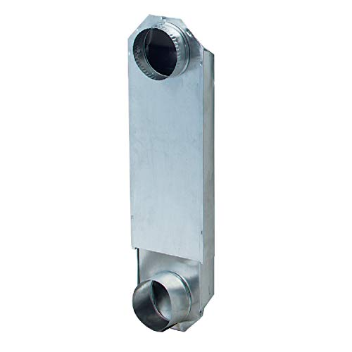 Builder's Best 10133 Adjustable Periscope 18'' to 29'', 22.6X3.75X6.9, Silver