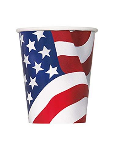 Diseño de la bandera EE. UU.