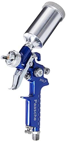 Paasche Airbrush HG-08 Airbrush HVLP Gravity Feed Touch-Up Spray Gun