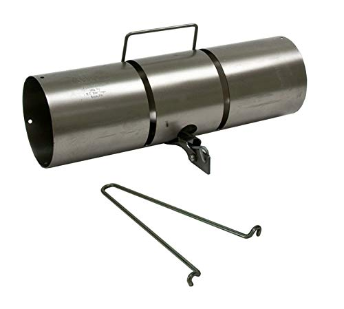 Price comparison product image Wildlife Control Supplies WCS Tube Trap with Setter (1,  Standard Metal)