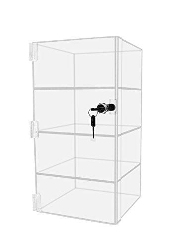 vitrina expositora fabricante Acrylic Organizer