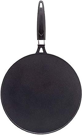 Prestige Cast Iron Tawa 32 cm, Black PR15868