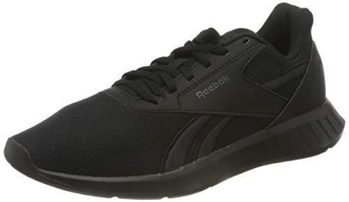 Reebok Lite 2.0, Zapatillas de Running Mujer, Negro/Negro/TRGRY8, 37.5 EU