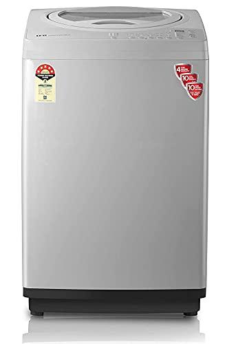 IFB 6.5 Kg 5 Star Fully-Automatic Top Loading Washing Machine (TL RSS Aqua, Light Grey, 3D Wash technology)