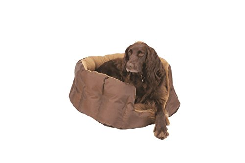 Pet-Joy Products Doggy Teddy X-Treme Brown - X.Large 75 x 30