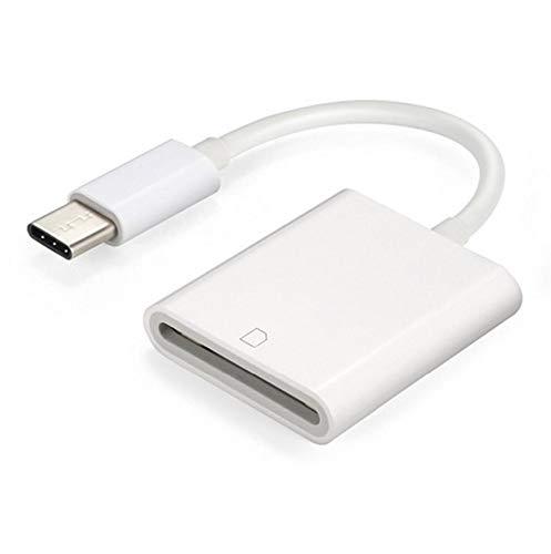 Peanutaoc USB-C USB3.1 TYPE-C naar SD-kaartlezer met lijn gelezen SD-kaartlezer mobiele telefoon SD-kaartlezer