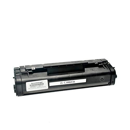 Logic-Seek–Tóner compatible con HP 06A LaserJet 3100SE XI 3150cxi se 5l FS 6LSE–C3906A–Negro 2500Páginas