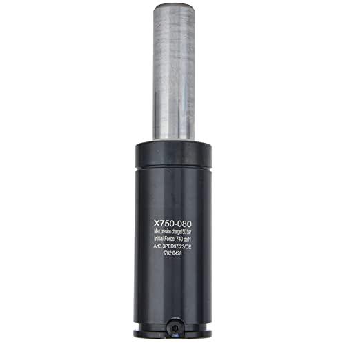 Suministros comprimidos de estampación de cilindro de resorte de gas de nitrógeno de aleación con vástago de pistón serie 750(YX750-013)