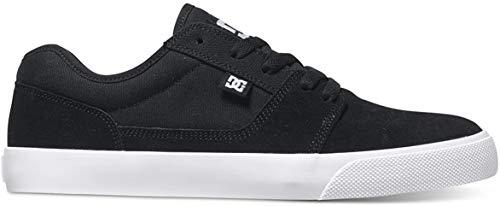 DC Shoes Herren TONIK Low-Top, Schwarz (Black/White/Black XKWK), 46 EU