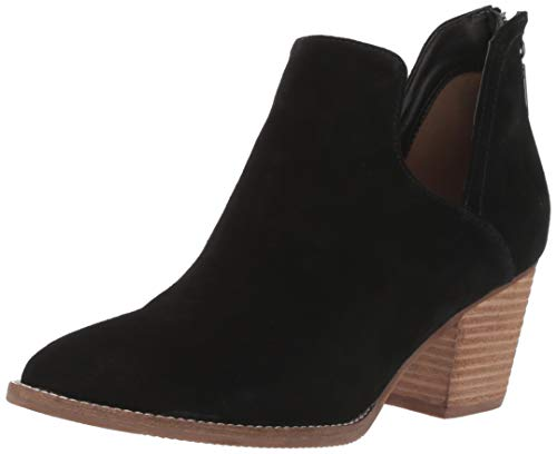 Blondo Women's Waterproof Black Suede Ankle Boot For $44.98 Shipped From Amazon