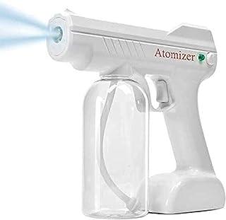 Pest Control Vaporizer800Ml Cordless Fogging Machine Portable Blu-Ray Steam Gun for Disinfection 2M Spray Range and Rechar...
