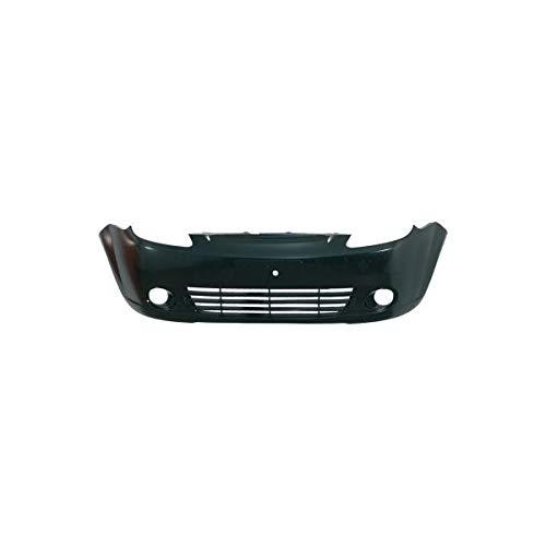 DM Autoteile Stoßstange vorne glatt schwarz passt für Chevrolet Matiz M200 M250 ab 05-08