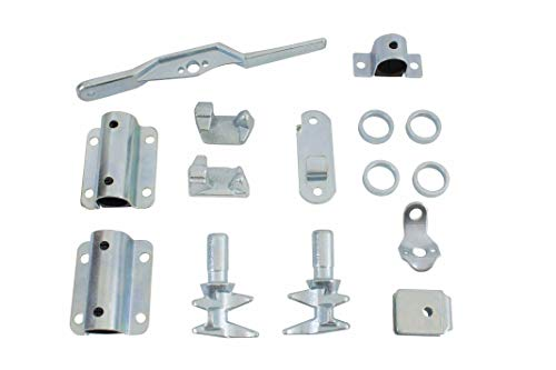 Container Door Lock Parts (Not Including Operation Bar)