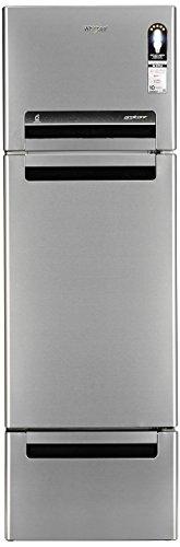 Whirlpool 330 L Frost Free Multi-Door Refrigerator(FP 343D PROTTON ROY ALPHA STEEL (N), Alpha Steel)
