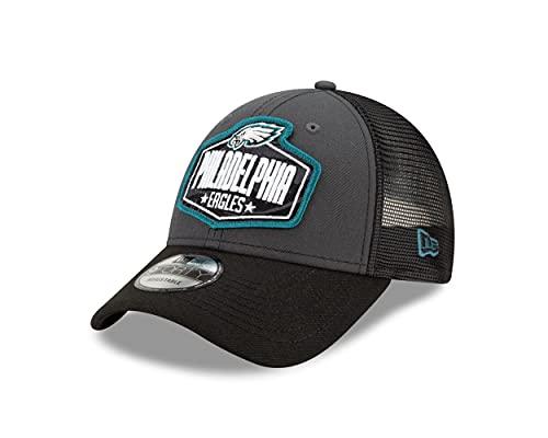 New Era Philadelphia Eagles NFL 2021 Draft 9Forty Snapback Cap - One-Size