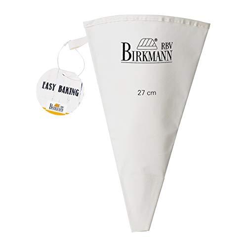 RBV Birkmann 412132 421974 Easy Baking Poche à douille en nylon 27 cm