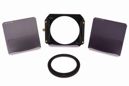 Formatt-Hitech - Kit de iniciación (Densidad Neutra, estándar, Resina, 67 x 85 mm, Adaptador de 62 mm)