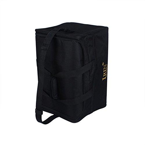 Gazechimp Portable Oxford Cajon Bolsa Caja de Hombro para Tambor Protección Accesorio 52.5x33x32.5cm