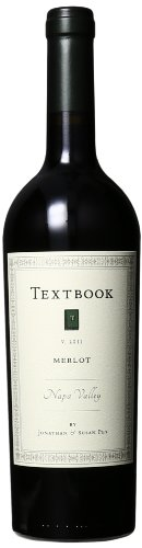 2013 Textbook Merlot Napa Valley 750 mL