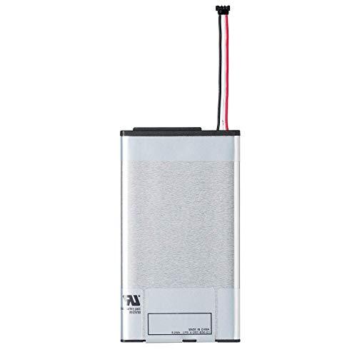 OSTENT Paquete de batería recargable de iones de litio de 3.7V 2210mAh compatible con la consola Sony PS Vita PSV 1000