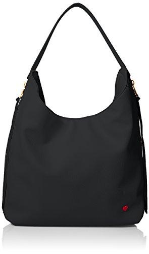 Dear Drew by Drew Barrymore everyday Boho Pebbled Vegan Leather Shoulder Bag, TAPSHOE