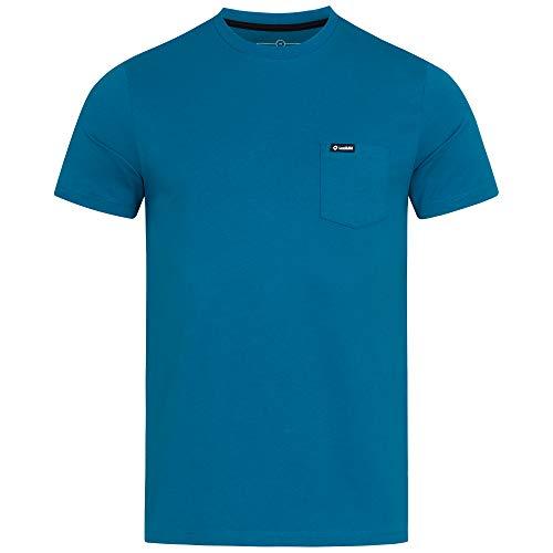 Lexi&Bö Basic Pocket T-Shirt Herren aus...