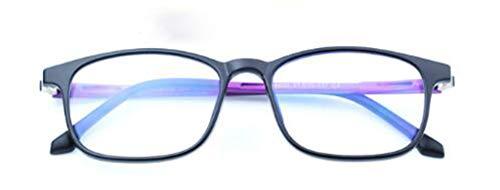 PLMOKN Blauwe veiligheidsbril kind lichte bril framefilter Blue Ray computerspeelbril bescherming en vermindering van de belasting van de ogen