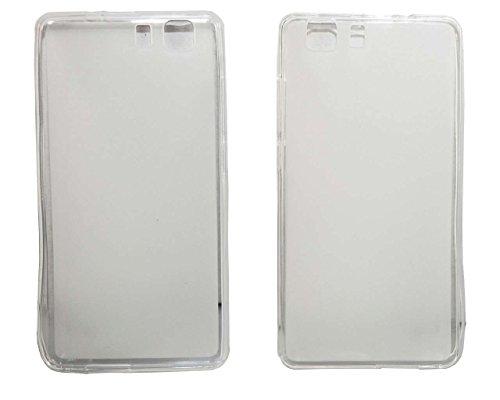 caseroxx TPU-Hülle für Doogee X5 / X5 Pro, Tasche (TPU-Hülle in transparent)