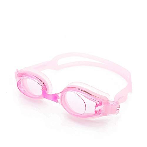 MHP zwembril volwassenen anti-condens- en anti-UV-bril unisex roze