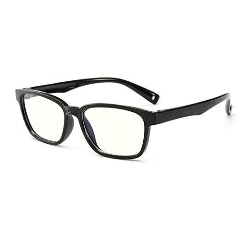 Kinder Brille Ohne Stärke Blaulichtfilter Anti UV Schutzbrille Blockieren TR90 Rahmen Anti Müdigkeit für Jungen Und Mädchen