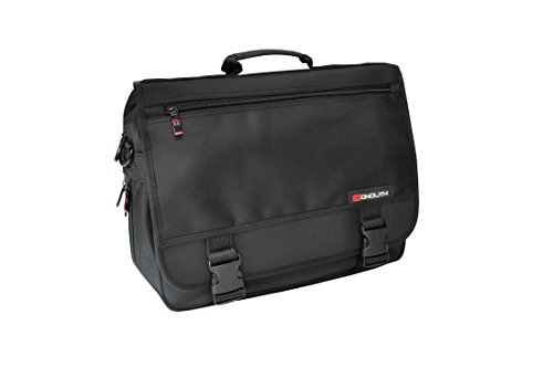 monolith 3192 - Microfiber laptop case, black