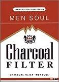 CHARCOAL FILTER MEN SOUL DVD