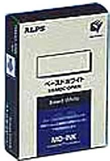 alps white ink