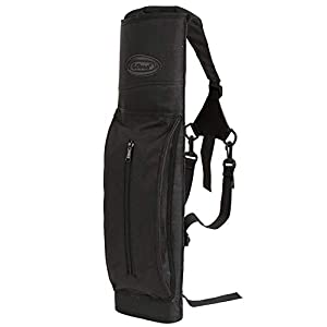 G4Free Archery Deluxe Canvas Back Arrow Quiver