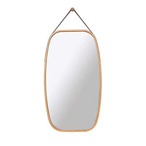 YO-TOKU up spiegel compacte spiegel Europese muur bevestigde Plein Mirror muur bevestigde Mirror Mirror Hall passpiegel Fitting Mirror Mirror Floor Mirror halfhoge spiegel Opknoping Mirror Cosmetic Su