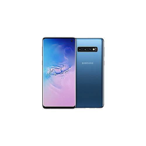 Samsung Galaxy S10 Dual SIM, 128 GB interner Speicher, 8 GB RAM, prism blue, [Standard] Andere Europäische Version
