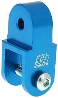 Höherlegungssatz Naraku 40mm Blau Yamaha Aerox 50 Cat 03 Auto