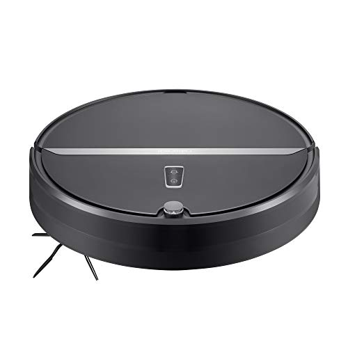 Roborock Robot Vacuum and Mop: 2000Pa Strong Suction, App Control, and Scheduling, Route Planning, Handles Hard Floors and Carpets, Ideal for Homes with Pets